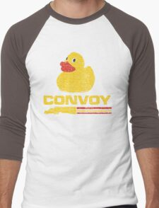 Vintage Convoy T-shirt Men's Baseball ¾ T-Shirt