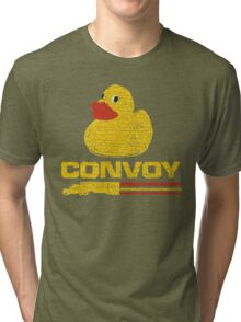 Vintage Convoy T-shirt Tri-blend T-Shirt