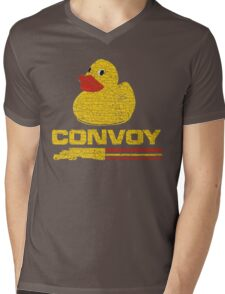 Vintage Convoy T-shirt Mens V-Neck T-Shirt