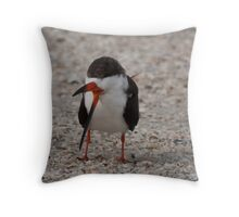 Skimmer Throw Pillow
