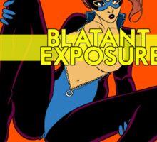 BlackKat Comics Issue 1 Sticker