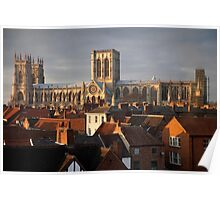 The Cathedral Church of St Peter in York Poster