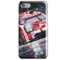 2015 Le Mans 24H Porsche 919 Hybrid iPhone Case/Skin