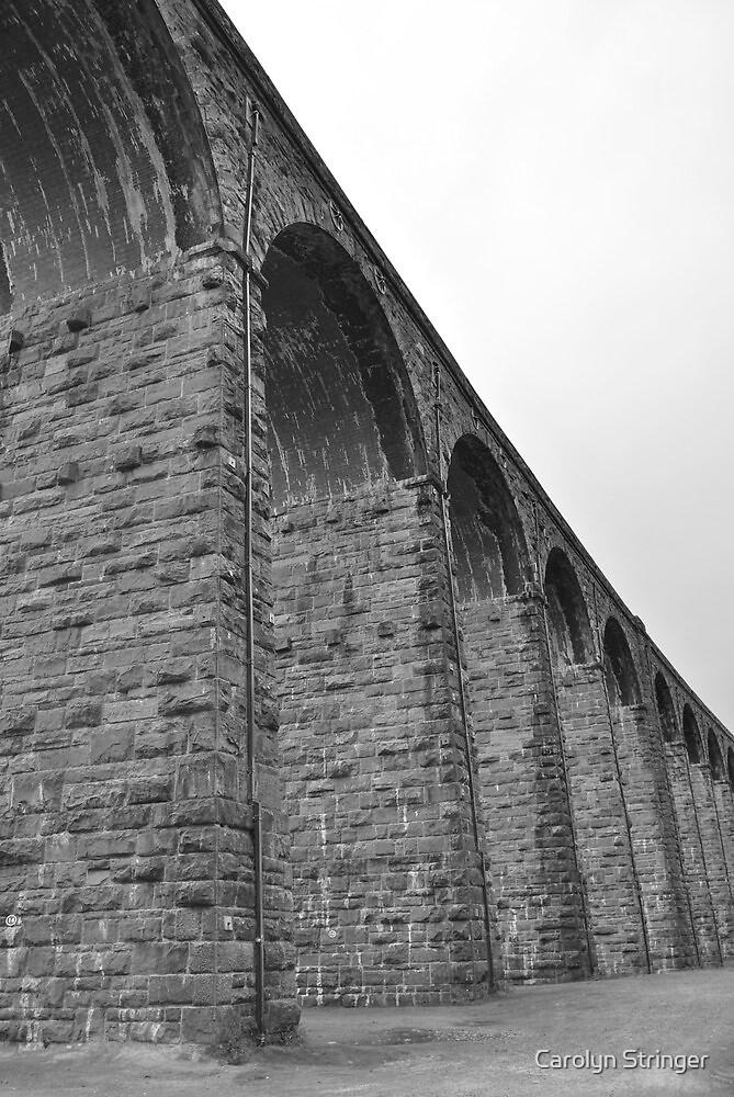 Railway arches 2 by Carolyn Stringer