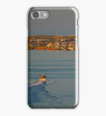 Oakland's Restaurant & Marina | Hampton Bays, New York  iPhone Case/Skin