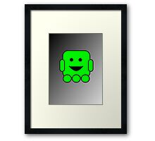 Android by Chillee Wilson Framed Print