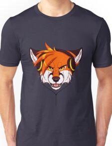 Headphone Fox Unisex T-Shirt