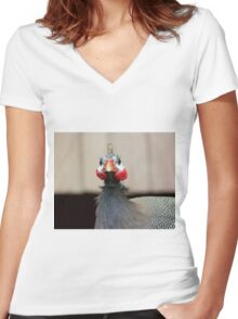Looking Good Women's Fitted V-Neck T-Shirt