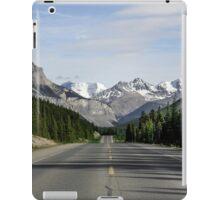 Icefields Parkway iPad Case/Skin