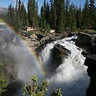 Rainbows and Waterfalls by Daniel Milligan