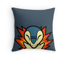 Cyndaquil Throw Pillow