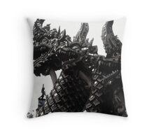 thailand dragons Throw Pillow