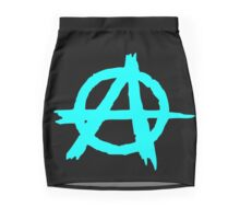 Anarchy by Chillee Wilson Mini Skirt