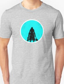 The Sky & Cosmos are Blue Unisex T-Shirt