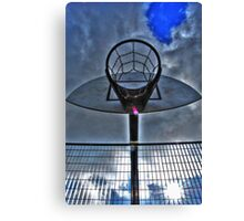 Hoops Heaven Canvas Print