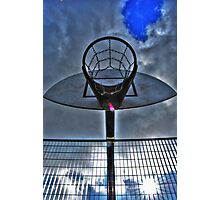 Hoops Heaven Photographic Print