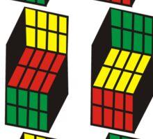 Opti Blocks Sticker