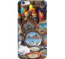 Russian souvenir iPhone Case/Skin