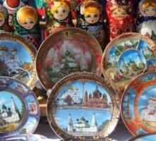 Russian souvenir Sticker