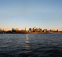Brooklyn Bridge - NYC by mediastyle