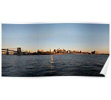 Brooklyn Bridge - NYC Poster