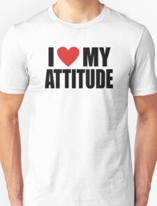 Ice Cube - I love my attitude T-Shirt