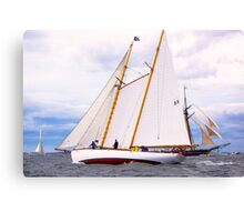 Maritime Speedster Canvas Print