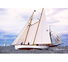 Maritime Speedster Photographic Print