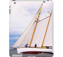 Maritime Speedster iPad Case/Skin