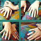 My Hands, My Father's Rings  by Nira Dabush