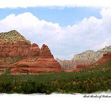 Red Rocks of Sedona by Brian Avery