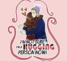 HUGGING person... by KanaHyde