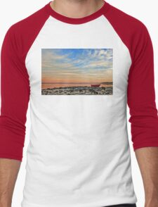 The Red Tinnie Men's Baseball ¾ T-Shirt
