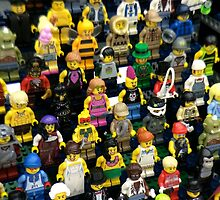 Lego Parade by eyly