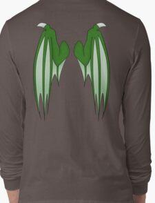 Dragon wings - green Long Sleeve T-Shirt