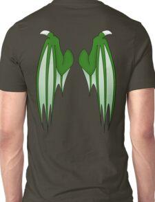 Dragon wings - green Unisex T-Shirt