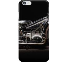 BMW works racer unrestored iPhone Case/Skin
