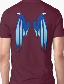 Dragon wings - blue T-Shirt