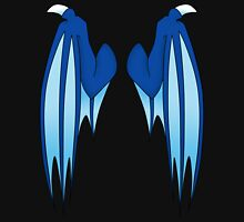 Dragon wings - blue Unisex T-Shirt