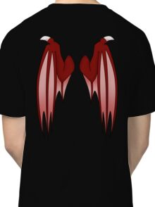 Dragon wings - red Classic T-Shirt