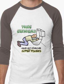 Chemotherapy Men's Baseball ¾ T-Shirt