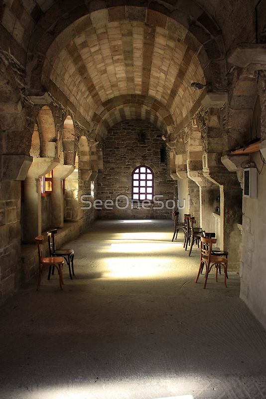 Cathedral Church of Ekatontapiliani ~ Parikia, Paros by SeeOneSoul