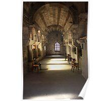 Cathedral Church of Ekatontapiliani ~ Parikia, Paros Poster