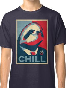 Vote Sloth Classic T-Shirt