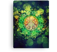 Peace Dreaming Canvas Print