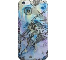 A tangled web iPhone Case/Skin