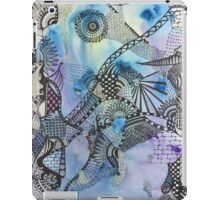 A tangled web iPad Case/Skin