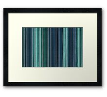 Brush #104 Framed Print