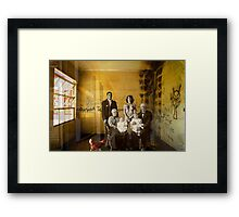 impossible memories Framed Print