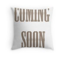 Placeholder Throw Pillow